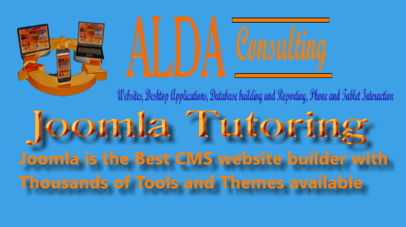 Joomla Tutoring